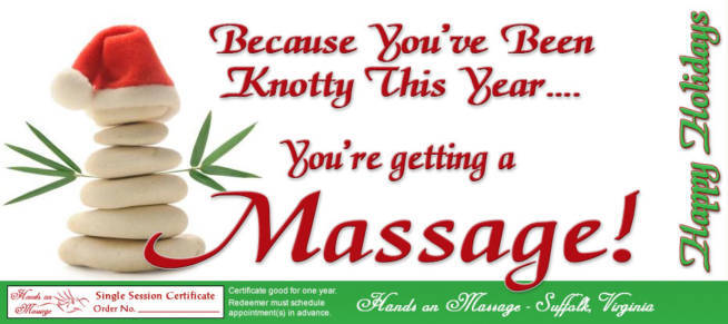 Christmas Archives - Hands On Massage
